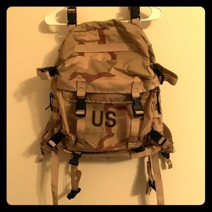 US Army 3-Day Desert Backpack